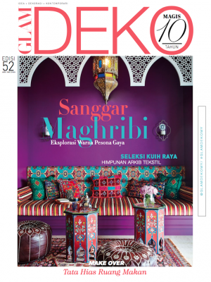 Glam Deko Apr 2018 by BLU INC MEDIA SDN BHD from BLU INC MEDIA SDN BHD in General Novel category