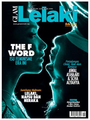 Glam Lelaki Feb 2018 by BLU INC MEDIA SDN BHD from BLU INC MEDIA SDN BHD in General Novel category
