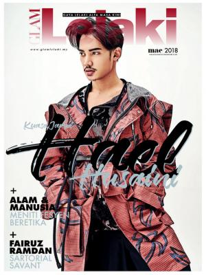 Glam Lelaki Mac 2018 by BLU INC MEDIA SDN BHD from BLU INC MEDIA SDN BHD in General Novel category