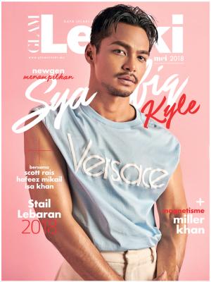 Glam Lelaki May 2018 by BLU INC MEDIA SDN BHD from BLU INC MEDIA SDN BHD in General Novel category
