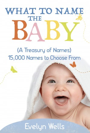 What To Name The Baby (A Treasury of Names): 15,000 Names to Choose From