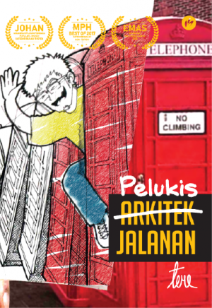 Pelukis Jalanan by Teme Abdullah from Iman Publications in General Novel category