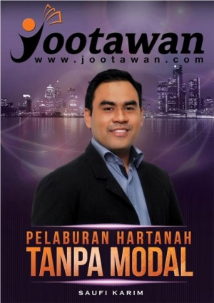 Pelaburan Hartanah Tanpa Modal by Saufi Karim from Jootawan Group Sdn Bhd in Finance & Investments category