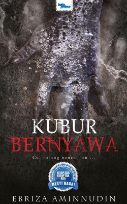 Kubur Bernyawa by Ebriza Aminnudin from KARANGKRAF MALL SDN BHD in General Novel category