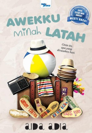 Awekku Minah Latah by Aida Adia from KARANGKRAF MALL SDN BHD in Romance category