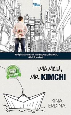 Imamku, Mr. Kimchi by Kina Erdina from KARANGKRAF MALL SDN BHD in Romance category