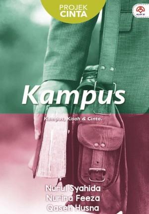 Projek Cinta : Kampus by NURUL SYAHIDA, NURINA FEEZA, QASEH HUSNA from KARANGKRAF MALL SDN BHD in Romance category