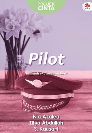 Projek Cinta: Pilot by Nia Azalea, Ilya Abdullah, S.Kausari from KARANGKRAF MALL SDN BHD in Romance category