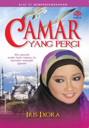 Camar Yang Pergi by Iris Ixora from KARANGKRAF MALL SDN BHD in Romance category