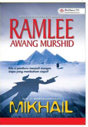 Mikhail by Ramlee Awang Murshid from KARANGKRAF MALL SDN BHD in Romance category