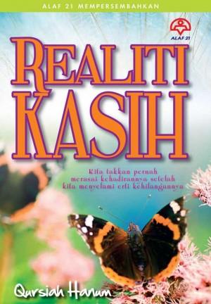 Realiti Kasih by Qursiah Hanum from KARANGKRAF MALL SDN BHD in Romance category
