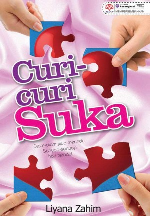 Curi-curi Suka by Liyana Zahim from KARANGKRAF MALL SDN BHD in General Novel category