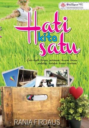 Hati Kita Satu by Rania Firdaus from KARANGKRAF MALL SDN BHD in Romance category