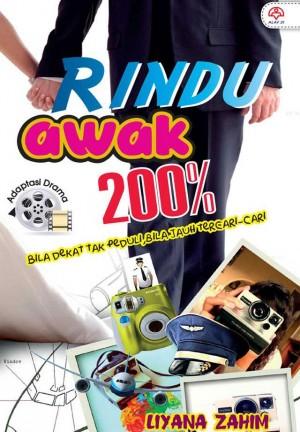 Rindu Awak 200% by Liyana Zahim from KARANGKRAF MALL SDN BHD in Romance category