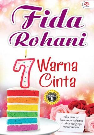 7 Warna Cinta by Fida Rohani from KARANGKRAF MALL SDN BHD in Romance category
