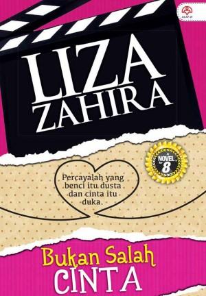 Bukan Salah Cinta by Liza Zahira from KARANGKRAF MALL SDN BHD in Romance category