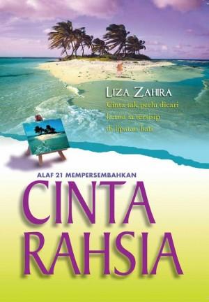 Cinta Rahsia by Liza Zahira from KARANGKRAF MALL SDN BHD in Romance category