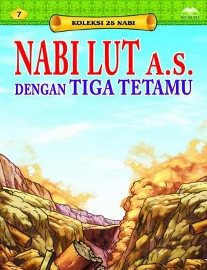 Nabi Lut a.s. dengan Tiga Tetamu by Sulaiman Zakaria from Kualiti Books Sdn Bhd in Islam category