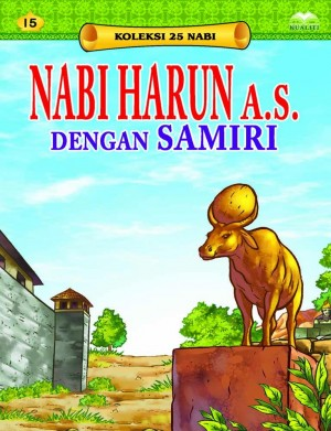 Nabi Harun a.s dengan Samiri by Sulaiman Zakaria from Kualiti Books Sdn Bhd in Islam category