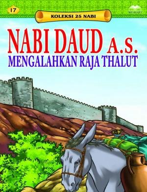 Nabi Daud a.s. Mengalahkan Raja Thalut by Sulaiman Zakaria from Kualiti Books Sdn Bhd in Islam category