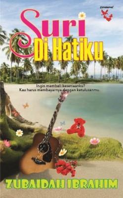 Suri Di Hatiku by Zubaidah Ibrahim from Lovenovel Enterprise in General Novel category