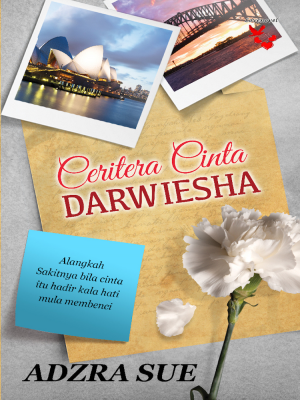 Ceritera Cinta Darwiesha by Adzra Sue from Lovenovel Enterprise in General Novel category