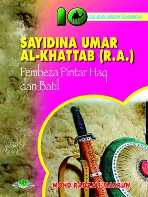 Sayidina Umar Al-Khattab r.a. by Mohd. Radzali Masrum from Pustaka Yamien Sdn Bhd in Islam category