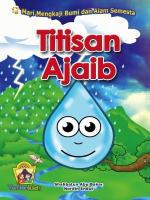 Titisan Ajaib by Shahbatun Abu Bakar, Nordin Endut from Pustaka Yamien Sdn Bhd in Science category