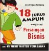 Seri 45 Menit Master Pemasaran 18 Jurus Ampuh Menyiasati Persaingan Bisnis by Jenu Widjaja Tandjung from  in  category