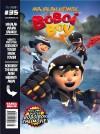 Majalah Komik BoBoiBoy Isu #35 - text