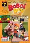 Majalah Komik BoBoiBoy Isu #7 by Animonsta Studios Sdn Bhd from  in  category
