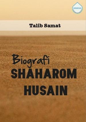 Biografi Shaharom Husain by Talib Samat from Awana in General Academics category