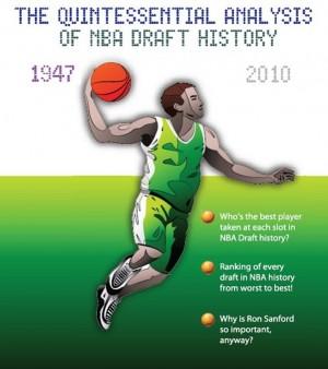 'Who Da Man? The Quintessential Analysis of NBA Draft History 1947-2010'