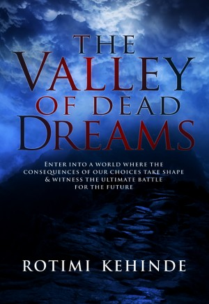 The Valley of Dead Dreams  by Rotimi Kehinde from Bookbaby in General Novel category