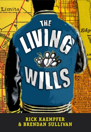 The Living Wills by Brendan Sullivan from Bookbaby in General Novel category