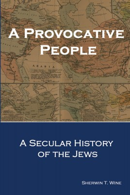 A Provocative People A Secular History of the Jews
