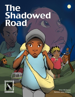 The Shadowed Road  by W.L. Liberman from Bookbaby in General Novel category