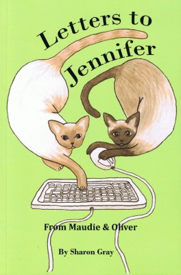 Letters to Jennifer by Sharon Gray from Bookbaby in General Novel category