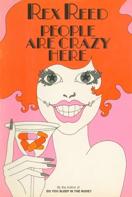 People Are Crazy Here by Rex Reed from Bookbaby in General Novel category