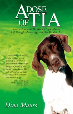A Dose of Tia  by Dina Mauro from Bookbaby in Lifestyle category