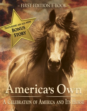America's Own - A Celebration of America and Its Horse by Curtis Buck from Bookbaby in History category