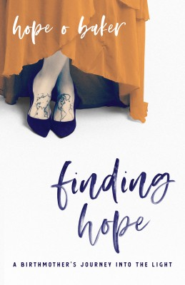 Finding Hope by Hope O Baker from Bookbaby in Motivation category