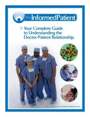 The Informed Patient Your Complete Guide to Understanding the Doctor-Patient Relationship by Joseph Venturelli from Bookbaby in General Novel category
