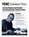 You Can Organize and Simplify Your Financial Life: A How-To Guide Tips To Save Time, Reduce Stress And Cut Costs - text
