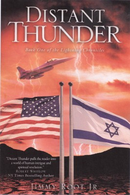 Distant Thunder Book One of the Lightning Chronicles by Jimmy Root Jr from Bookbaby in General Novel category