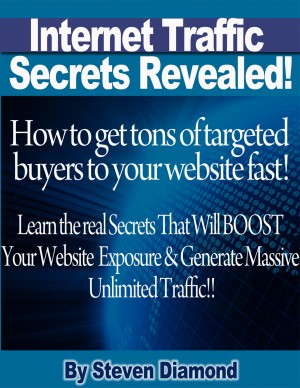How to get tons of highly targeted buyers to your website or blog fast! Learn the real secrets that will boost your website or blogs exposure and generate massive unlimited traffic. - How to get tons of targeted buyers to your website fast! by Steven Diamond from Bookbaby in Business & Management category