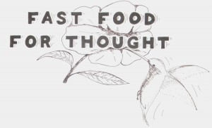 Fast Food for Thought Quotations, Topics, Proverbs, and Idioms for Every Writer by Kenneth Langen from Bookbaby in General Academics category