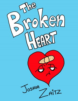 The Broken Heart  by Joshua Zaitz from Bookbaby in Teen Novel category