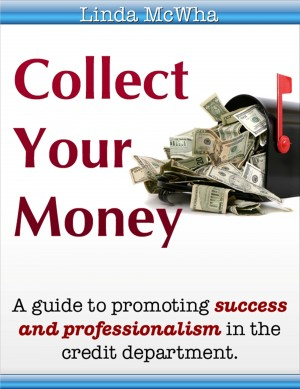 Collect Your Money A Guide To Promoting Success And Professionalism In The Credit Department