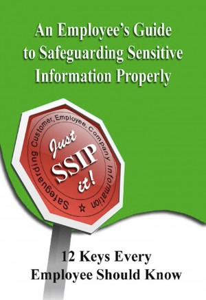 An Employee's Guide to Safeguarding Sensitive Information Properly 12 Keys Every Employee Should Know by Sean G. Lowther from Bookbaby in Business & Management category